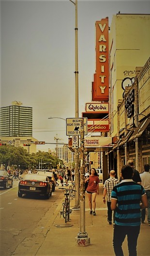 The Varsity used to be Tower Records